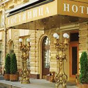 Гостиницы Березовского