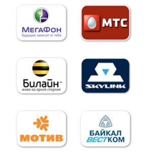 Операторы сотовой связи Березовского