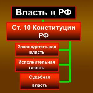 Органы власти Березовского