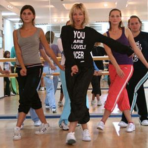 Школы танцев Березовского