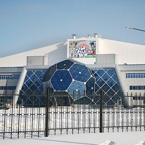 Спортивные комплексы Березовского